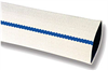 Mill Discharge Hose - Double Jacket with Blue Stripe -Image