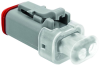 Rectangular Connectors - Housings -- AT06-2S-LED1202-ND