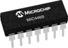1.2A Quad Peak Low-Side MOSFET Driver -- MIC4469