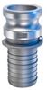 Kuriyama-Couplings Aluminum Male Adapter x Hose Shank -- 31092