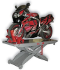 Handy 10740 Motorcycle Lift -- 120216
