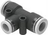 QBT-1/4T-5/32-U Push-in T connector -- 564805-Image
