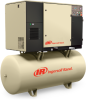 Oil-Flooded Rotary Screw Air Compressors -- UP Series