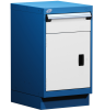 Stationary Compact Cabinet with Partitions -- L3ABG-2829C -Image