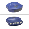 USB2.0 Manual Switch 4-PCs to 1-USB Devices -- 1504-SF-12