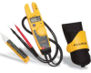 Voltage/Continuity Tester Kit Visual and Audible LCD T Series Series -- 09596924264-1