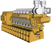 Offshore Generator Sets 12CM43C -- 18554634