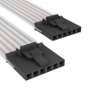 Flat Flex Cables (FFC, FPC) -- A9CCG-0606F-ND -Image