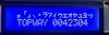 16x2 Character Display Module -- LMB162GFC - Image