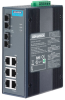 6G+2G Multi-Mode Unmanaged Ethernet Switch -- EKI-2728MI -Image