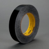 3M™ Squeak Reduction Tape 9324 Black, 4 in x 72 yd 5.0 mil, 3 per case Bulk -- 9324