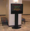 Message Display Sign -- 1XHP3