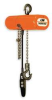 Elec Chain Hoist,Cap1/4T,Lift10ft,460V -- 4JXL4