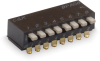 Side Actuated DIP Switches -- BPA Series