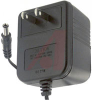 Power Supply;Wall Plug-In;120 VAC in;9VAC 500mA out;unregulated -- 70213370 - Image