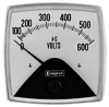 A.C. Voltmeters - True RMS Reading -- 016-02VA-PZPZ