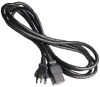 10ft Brazil NBR14136  3-pin plug to IEC C19 Power Cord -- SF-0518-10B - Image