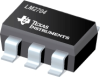LM2704 Micropower Step-up DC/DC Converter with 550mA Peak Current Limit -- LM2704MF-ADJ