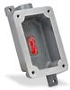 Haz-Loc Splice/Device Box: single gang, (1) 1/2 inch hub -- FXB-1 -- View Larger Image