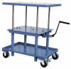 VESTIL Mechanical Post Tables -- 1043701