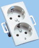 Continental Europe- Sockets & Plugs -- 88010200 - Image