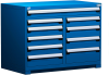 Heavy-Duty Stationary Cabinet (Multi-Drawers) -- R5KHG-3404 -Image