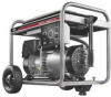 Portable Generator,3250 Rated Watts -- 4KED4