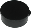 Conductive Round Container w/ Cover -- LA4011