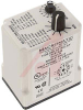 Relay;E-Mech;Timing;Single Shot;DPDT;Cur-Rtg 10A;Ctrl-V 12AC/DC;Socket Mnt -- 70175225 - Image