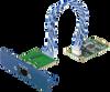 iDoor Module: 1-Port Gigabit Ethernet, Intel® 82574L, mPCIe, RJ45 -- PCM-24R1TP