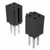 Rectangular Connectors - Headers, Receptacles, Female Sockets -- SQT-108-03-F-D-ND -Image