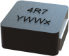 100uH, 20%, 95mOhm, 4.5Amp Max. SMD Molded Inductor -- SM6827A-101MHF -Image
