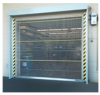 Wire Screen and Solid Vinyl Doors -- DuraShield Wire Mesh Security Door