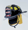 Cairns 1010 Composite Fire Helmets -Image