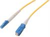 9/125, Singlemode Fiber Cable, SC / LC, 4.0m -- SFOSC-LC-04 - Image