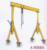 A Series Gantry -- Steel Adjustable 5 to 10 Ton