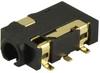 Barrel - Audio Connectors -- CP-SJ2-25312B-SMT-TR-ND