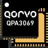 2.7 - 3.5 GHz, 100 Watt GaN Power Amplifier -- QPA3069 -Image