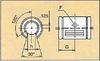 TW Type Linear Motion Bearings -- TW 8 UU-OP