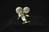 Acetylene Medium to Heavy Duty Regulators - Granite Series - Image