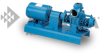 Series 120B - One and Two Stage Regenerative Turbine Pumps -- Model 121B -- View Larger Image