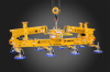 Mechanical Gull Wing Vacuum Lifter