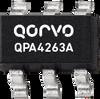 DC - 3500 MHz Cascadable SiGe HBT MMIC Amplifier -- QPA4263A -Image