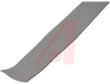 cable,flat(planar),gray pvc insul w/1 red edge,34 conductor,28 awg stranded -- 70111287 - Image