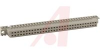 EUROCARD Assembly, Receptacle, Type B, 64 Pos., Vertical PCB Mount, Din Level II -- 70043058