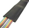 Extremely Flexible, Polyurethane Flat Cable Jacket, 18 Mil -- Z-Flex-PFR
