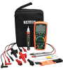 Heavy Duty Industrial Multimeter Kit -- EX505-K