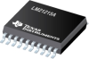 LM21215A 2.95-5.5V, 15A,  Voltage Mode Synchronous Buck Regulator with Frequency Synchronization -- LM21215AMH-1/NOPB - Image