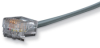 RJ-11 Modular Cable, 4-Wire, Straight-Pinning, 25-ft. (7.6-m) -- EL04MS-25