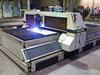 120 ' X Axis Komatsu CNC PLASMA CUTTER -- 146335